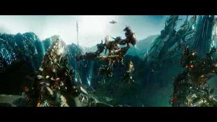 Transformers 2 - Трансформърс 2 Отмъщението част 8 бг аудио