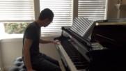 Metallica - Fade to Black - Piano Arrangement by Dwayne Hd