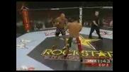 Joey Villasenor vs Evangelista Santos ( част 2 от 3 )