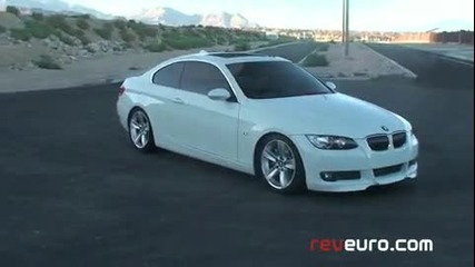 bmw 335i coupe test drive and walk around by reveuro