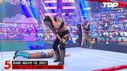 Top 10 Mejores Momentos de RAW: WWE Top 10, May 10, 2021
