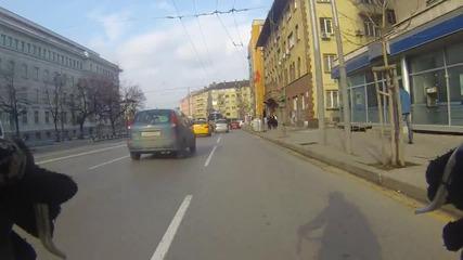 С шосейката от Су до бул.дондуков