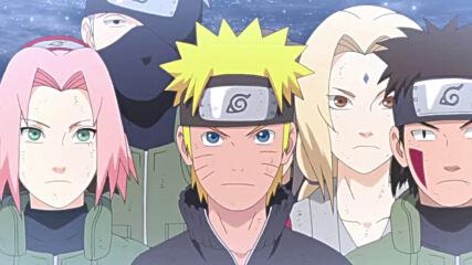 Naruto Shippuuden - 384 [ Bg Subs ] Високо Качество