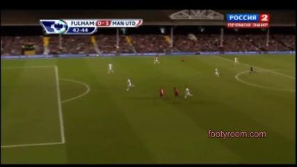 Бербатов се завърна с гол с пета, Юнайтед мачка с 5:0