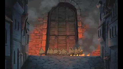Kiba - Епизод 3 Eng Dub - Част 2