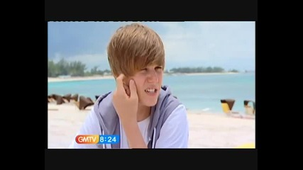 Justin Bieber Interview For Gmtv On 20 8 10 (hq)