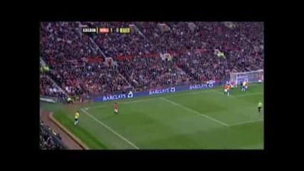 Edwin van der Sar - Season 2008 2009 (part 1)