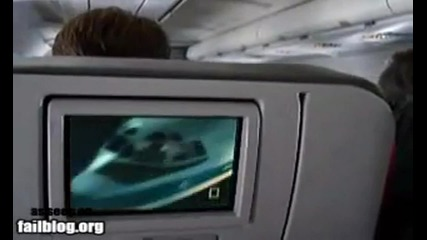 In - Flight Movie Fail