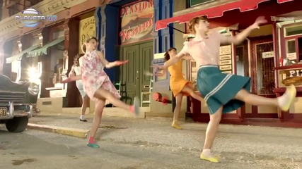 Цветелина Янева 2012 - Бонбони (official Video)