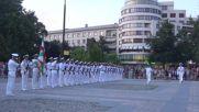 Военен ритуал за отбелязване на 139-та годишнина от създаването на ВМС