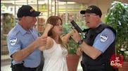 Обвинение за носене на оръжие - Скрита Камера