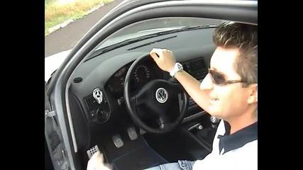 Volkswagen Golf Iv Gti 1.8 Turbo 20v