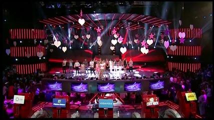 Splet pesama - Finale Pinkovih Zvezdica