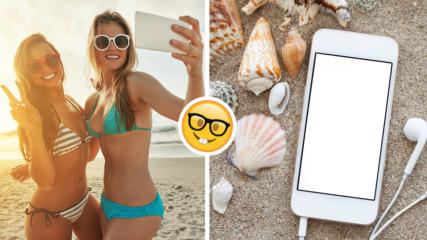 Как да предпазим телефона на плажа? Някои хитринки за летните месеци