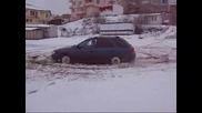 Subaru Impreza Snow Drift Sliven & Carevo