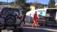 Italy: Earthquake devastates Cascia, residents evacuated to temporary accommodation