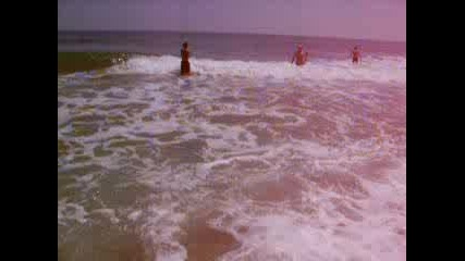 Изглед От Плажа На Созопол
