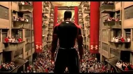 Under Armour Tnp Super Bowl commercial