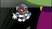 Dc Nation™ Shorts - New Teen Titans - Stream Of Consciences - Превю