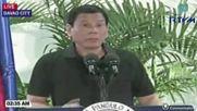 "Philippines: ""I'd be happy to slaughter"" three million drug addicts - Duterte"