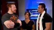 Вики Гереро урежда мач на Алберто с-у Шеймъс / Разбиване 28.02.14 г.