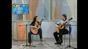 Ana & Viktor Vidovic - Istrian dance Balun