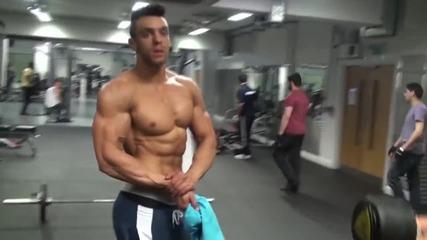 Bodybuilding мотивация - красиви тела