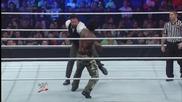 R-truth vs. Damien Sandow Wwe Main Event, May 20, 2014