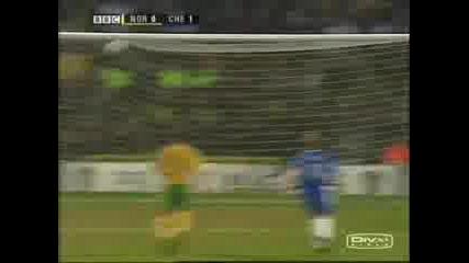 Chelsea Fc Best Goals 2004 - 05