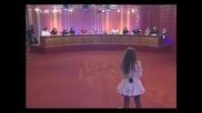 Пей С Мен - Кастинг: Марина Кискинова - Талант!пее Невероятно!