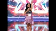 X Factor 2011 Sanny Alexa (alexandra Apostolova)