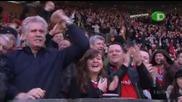 Манчестър Юнайтед - Ливърпуул - 1:0 - гол на Райън Гигс