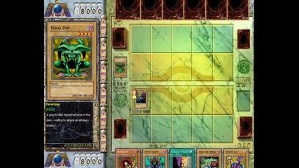 Yu-gi-oh Gameplay 2 Exodia