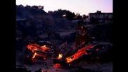 Горски пожари в Гърция