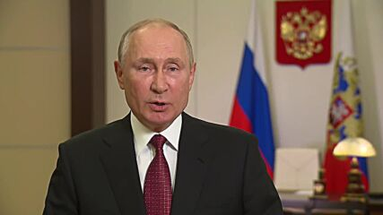 Russia: 'Make your choice' - Putin addresses citizens ahead of State Duma elections
