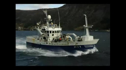 риболовни кораби