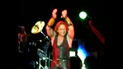 Manowar 2008 Мила Родино Химн На България National Antheme Bulgaria Eric Adams