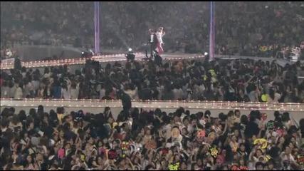 News - Hadashi no Cinderella Boy - Dome Party 2010 Live! [ ru subs ]