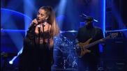 За първи път на живо! Ariana Grande - Dangerous Woman (live On Snl)