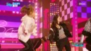 [ Comeback Stage] Boa - Nega Dola @ Music core 180203