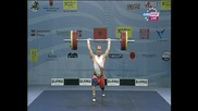 Българин стана европейски шампион по щанги за Азербайджан