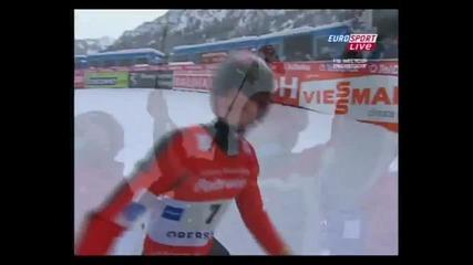Anders Jacobsen - Оберсдорф 2010;217.5m