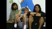 A Funny Interview With Nirvana