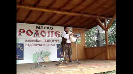 Стефан Янев - Надсвирването в село Гела