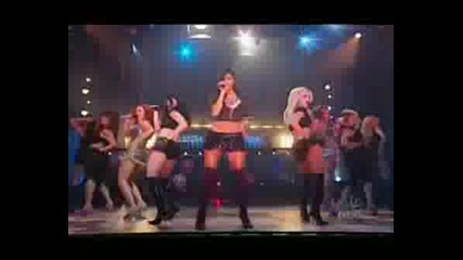 Pussycat Dolls - Buttons *live* Готинко :)
