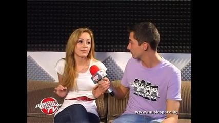 """Марина Кискинова: Превърнах се в манипулатор за клипа на """"Cherie"""""""