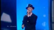Литва - Sasha Son - Love - Евровизия 2009 - Финал - 23 Място