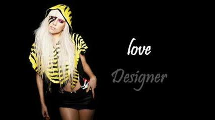 Lady Gaga - Fashion + Lyrics