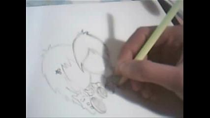Аз рисувам :)