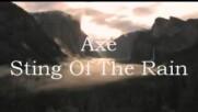 Axe - Sting Of The Rain /превод/
